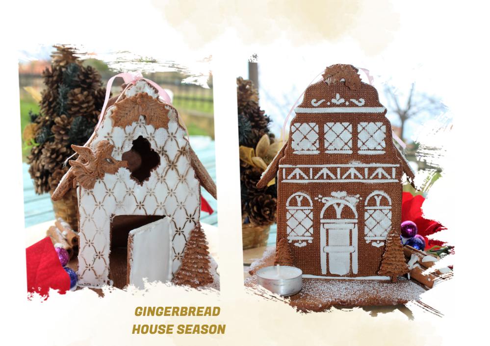 Gingerbread House Season
