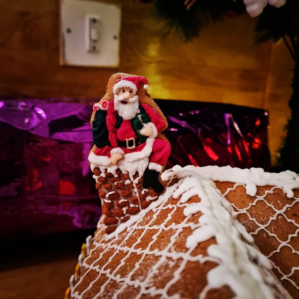 Gingerbread House - View #5