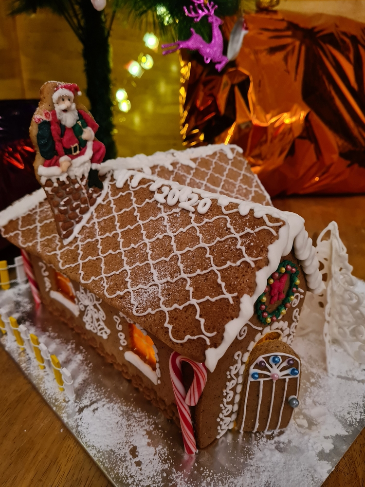Gingerbread House - View #4