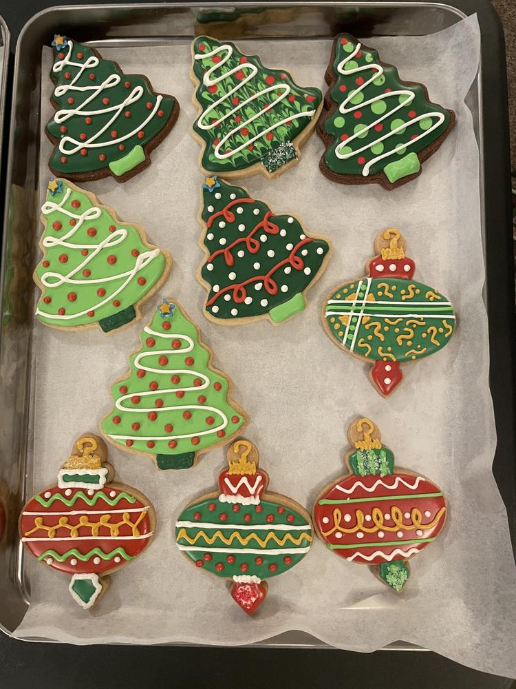 Trees & Ornaments