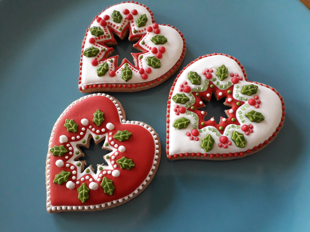 Hearts for Christmas - View #2