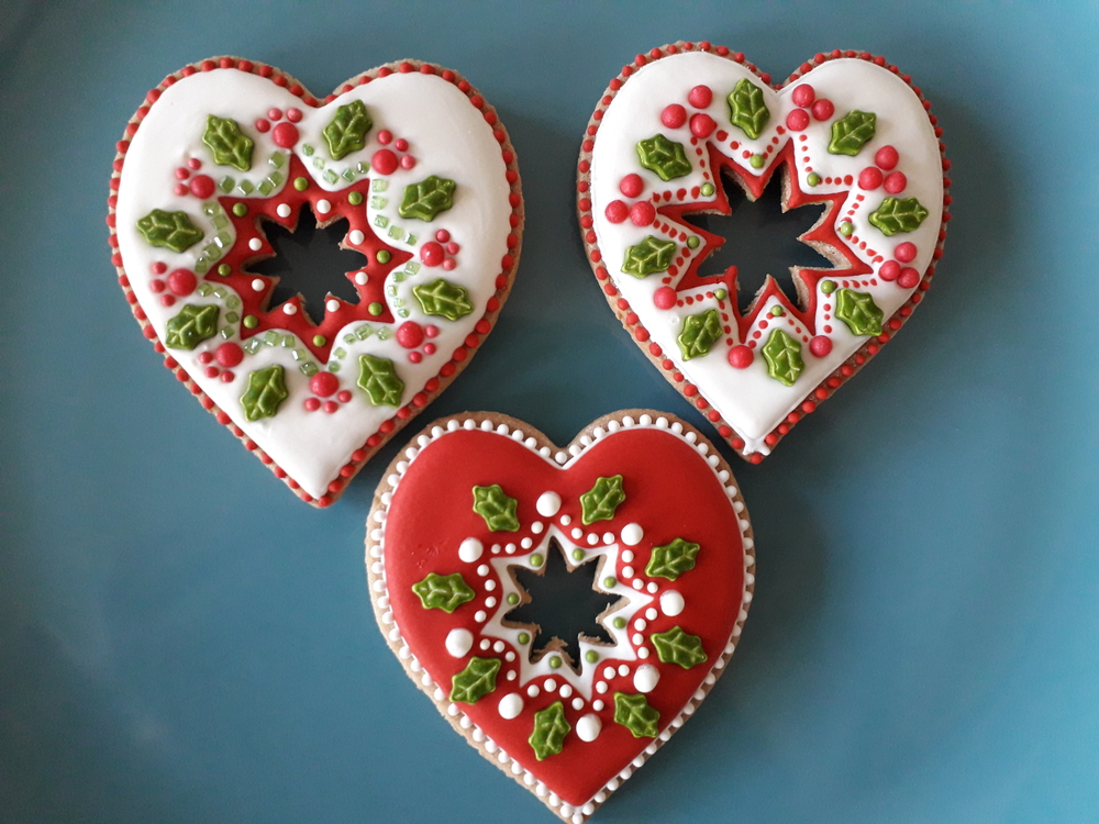 Hearts for Christmas - View #1