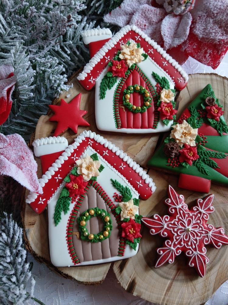 Christmas Cottage Set
