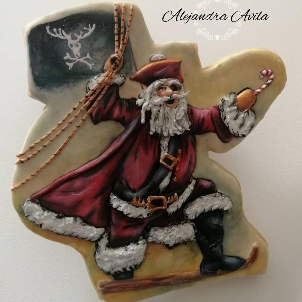 Santa is a Pirate