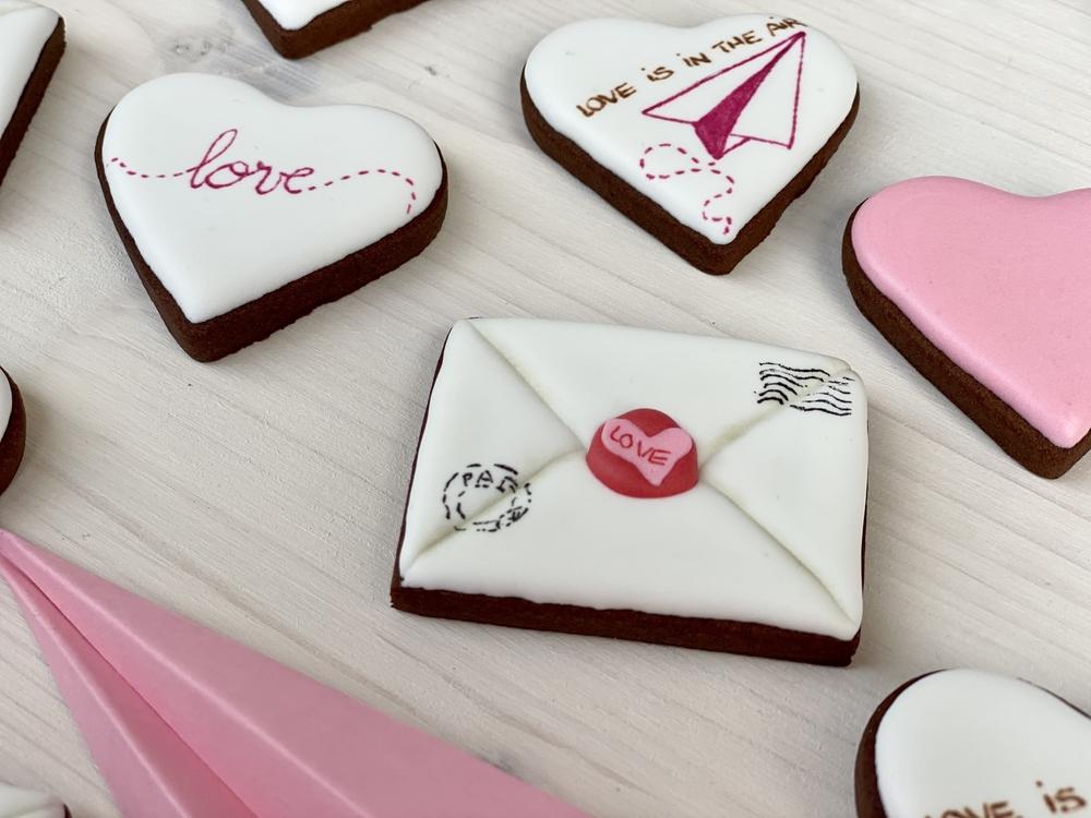 Valentine's Day Mail - View #2