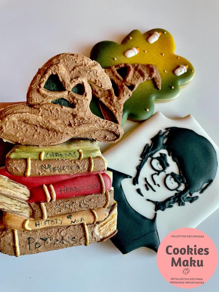 Harry Potter Cookies - View #1