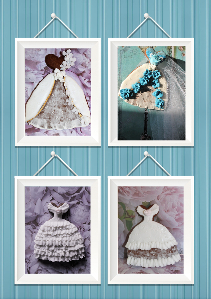 Wedding Dress Variations