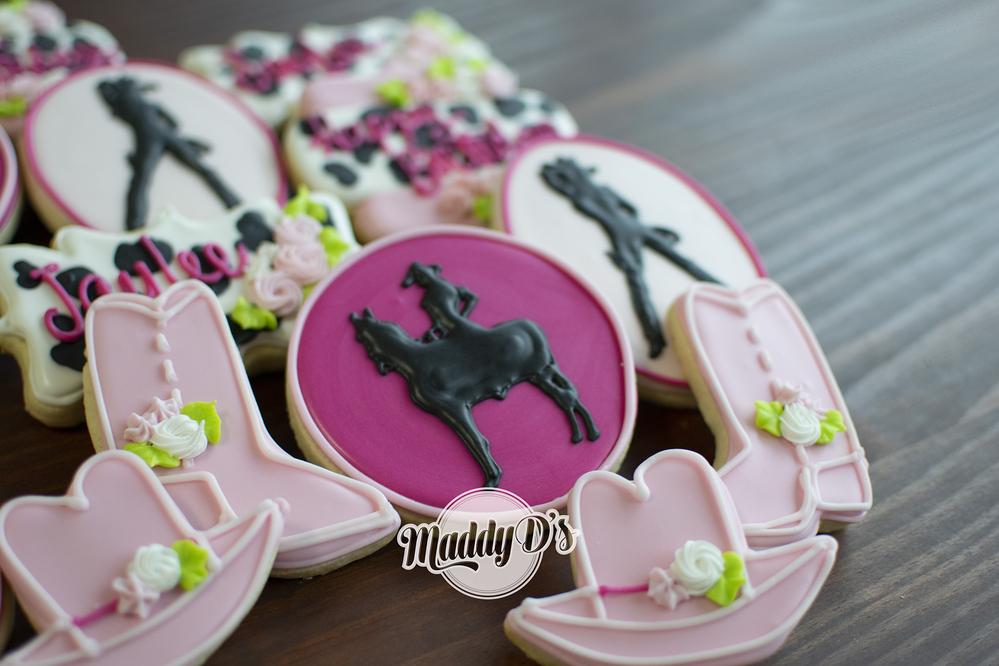 Glam Cowgirl Birthday Set