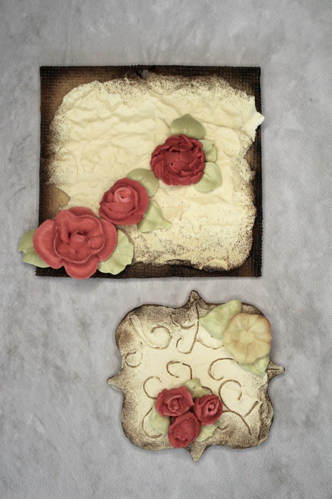 Vintage Spring Cookies