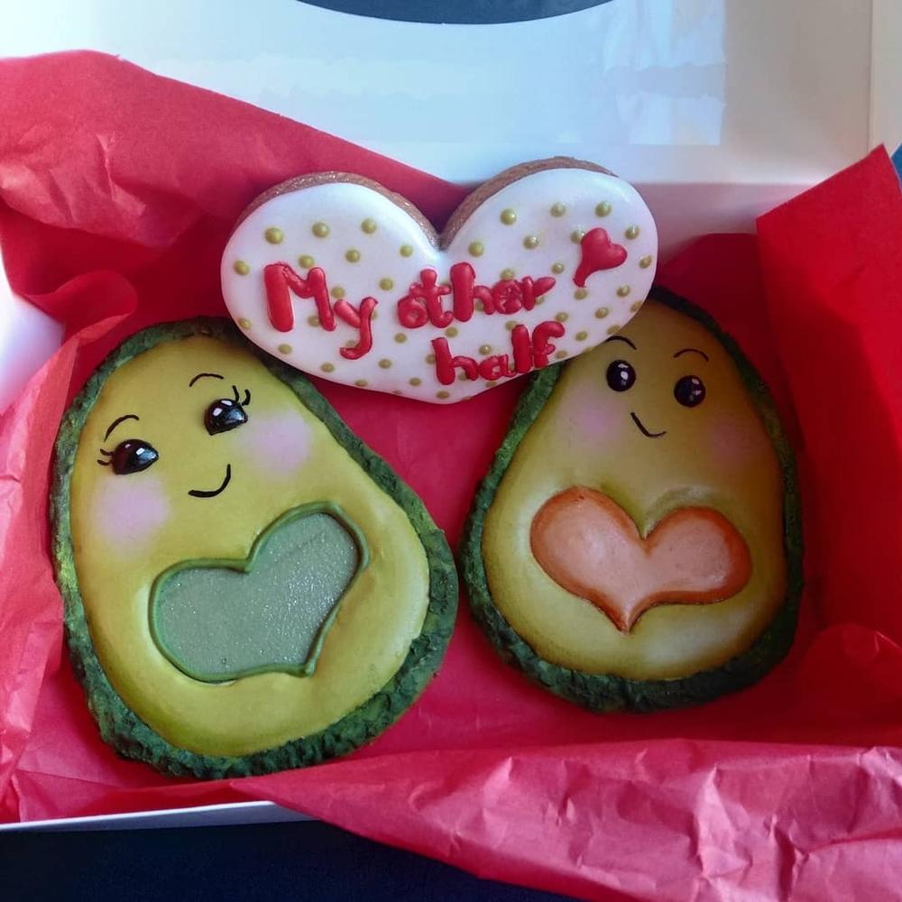 Valentine's Avocado