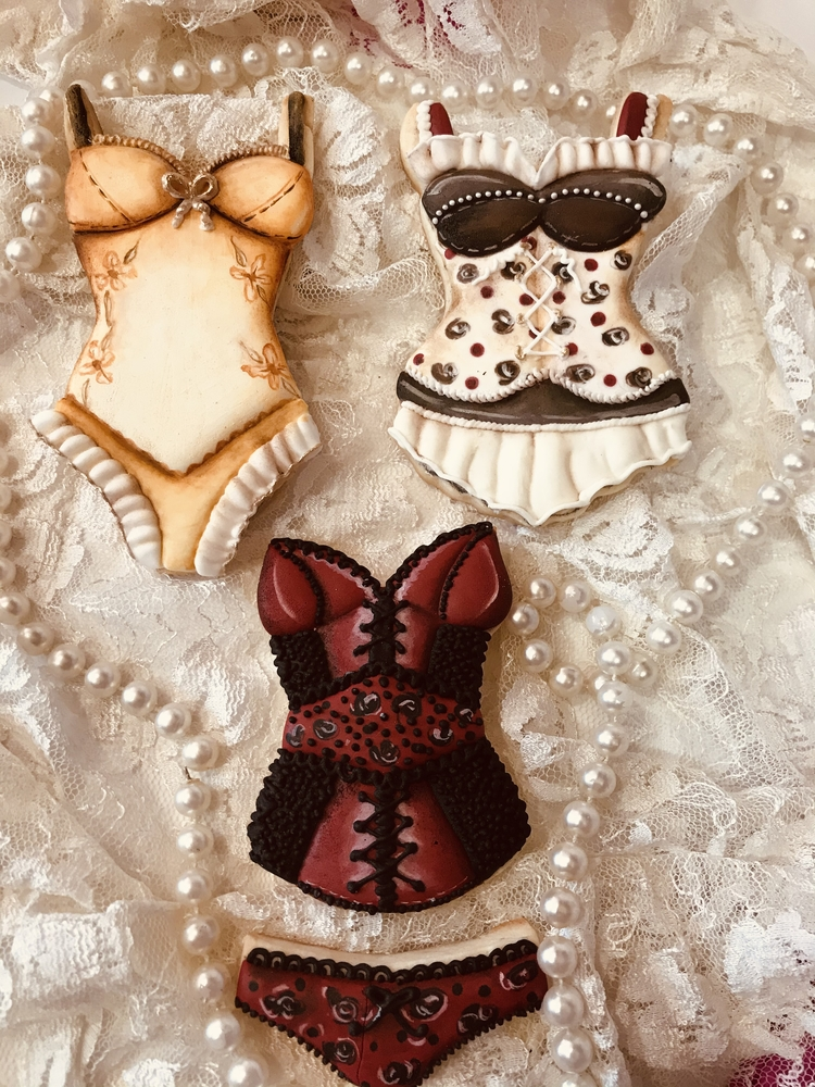 Fashion in Cookies