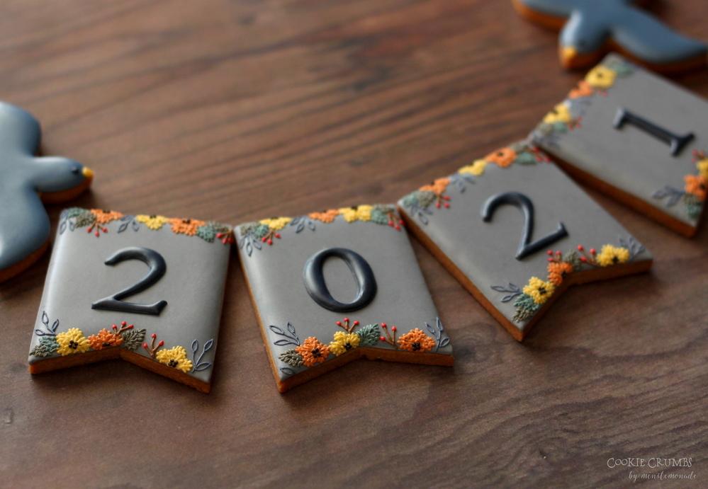 2021 Banner Cookies