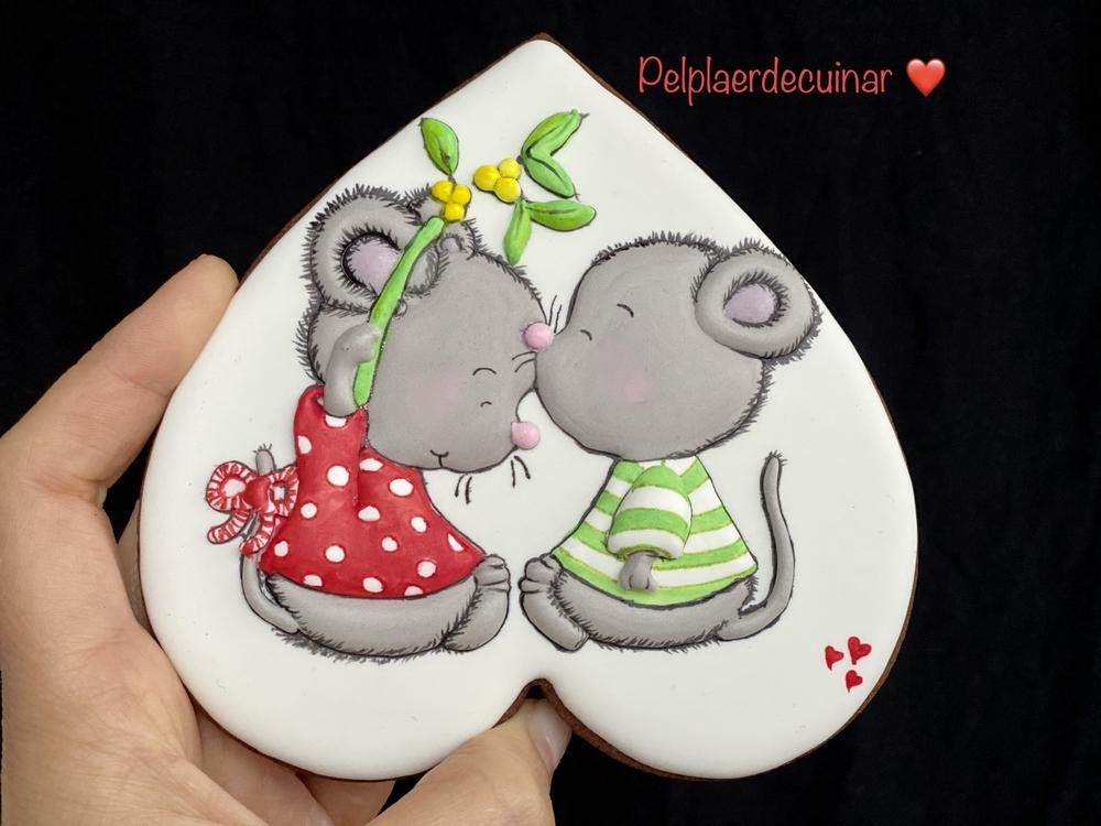 Besos de San Valentin