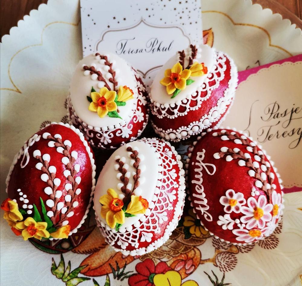 Wielkanocne Jajeczka (Easter Eggs)