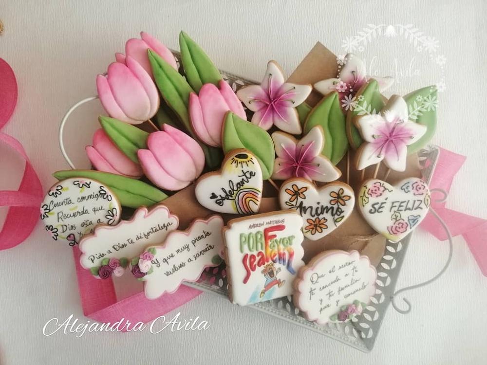 Flower Set for a Friend