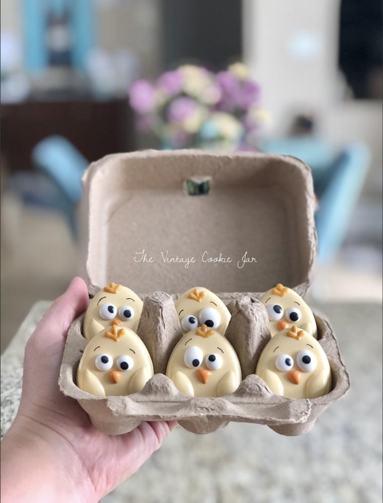 Nutty Chicks!