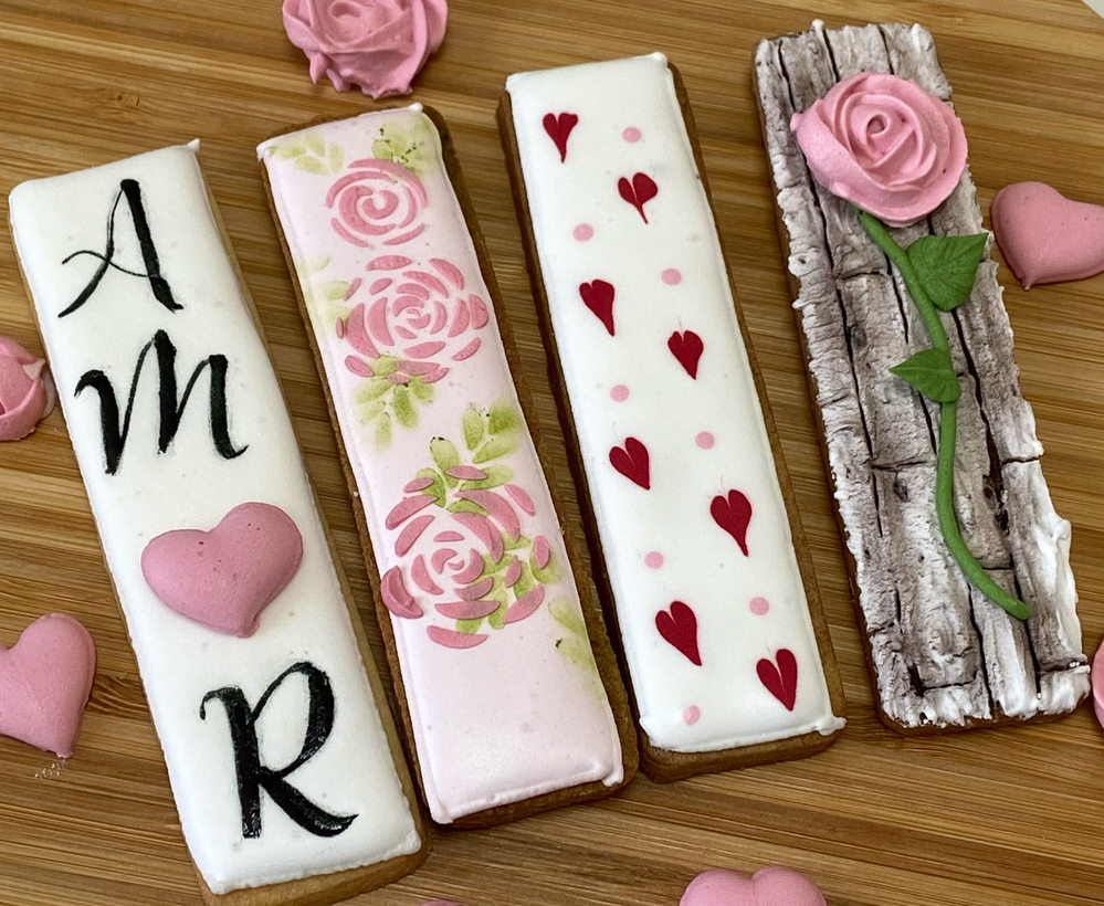 Sticks for Mom, with Love