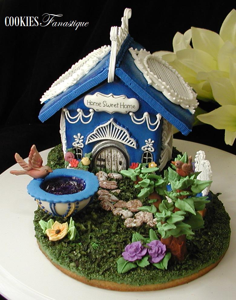 My Little Blue House