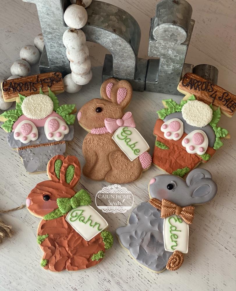 Rustic Easter