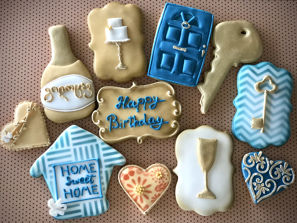 Housewarming Cookie Gifts