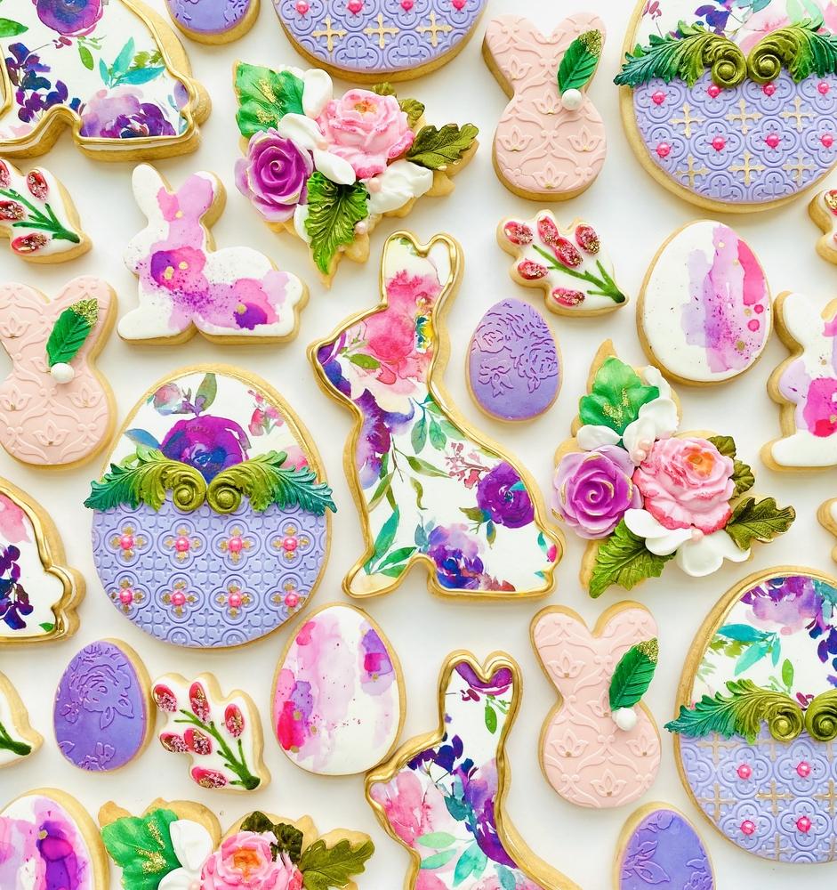 Spring Florals Easter