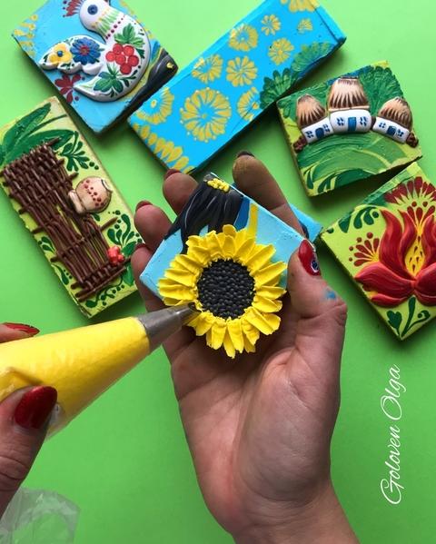 Sunflower from Ukraine