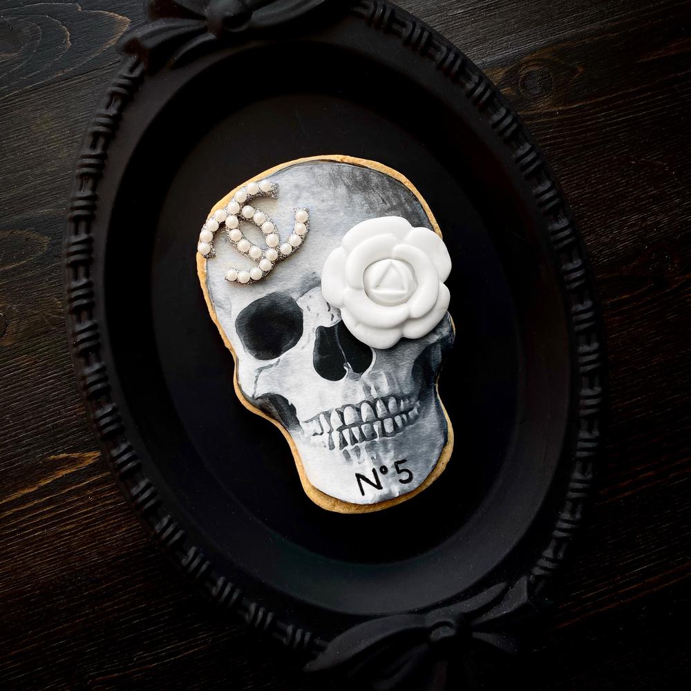 Chanel Skull