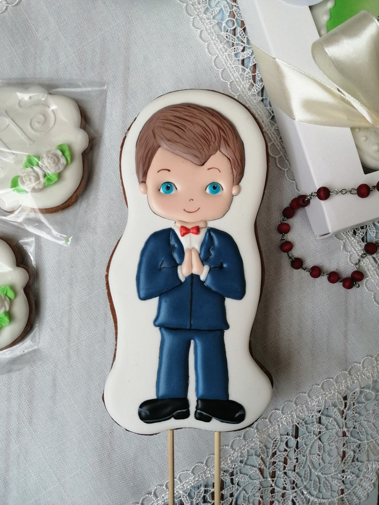 First Communion Topper
