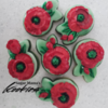Poppy Flower Mini's