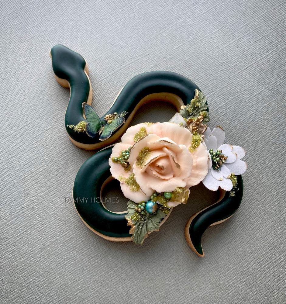 Sweet Garden Snake