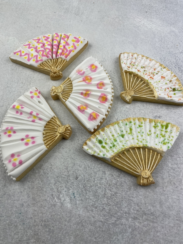 Folding Handheld Fans
