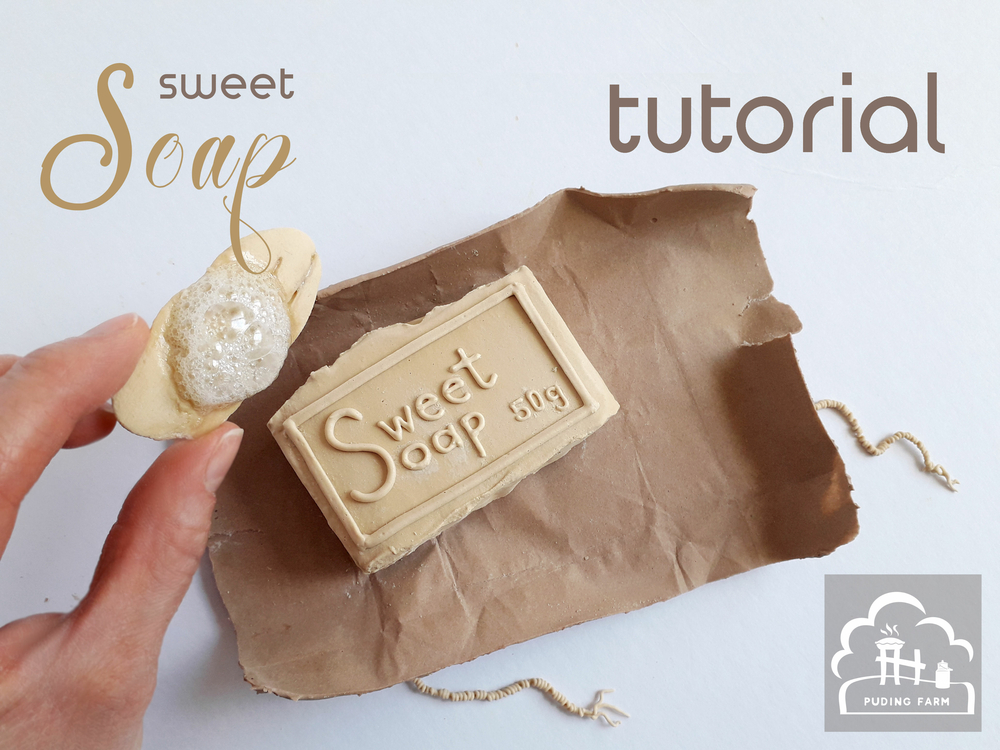 Sweet Soap - Tutorial