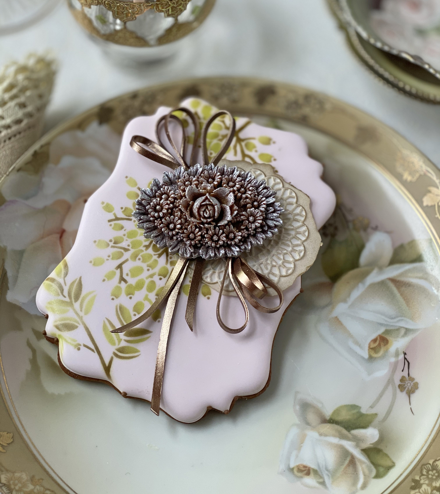 Imprinted Icing (and Other Stuff!)