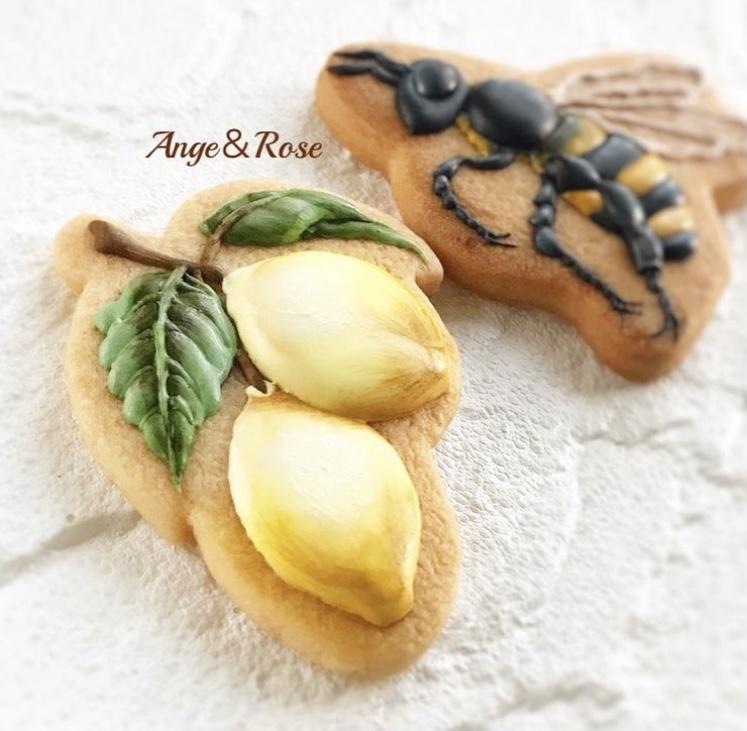 Lemon and Bee