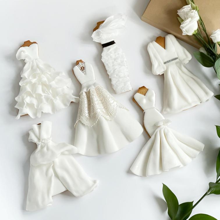 Bridal Dresses by Kasia Lukrowana