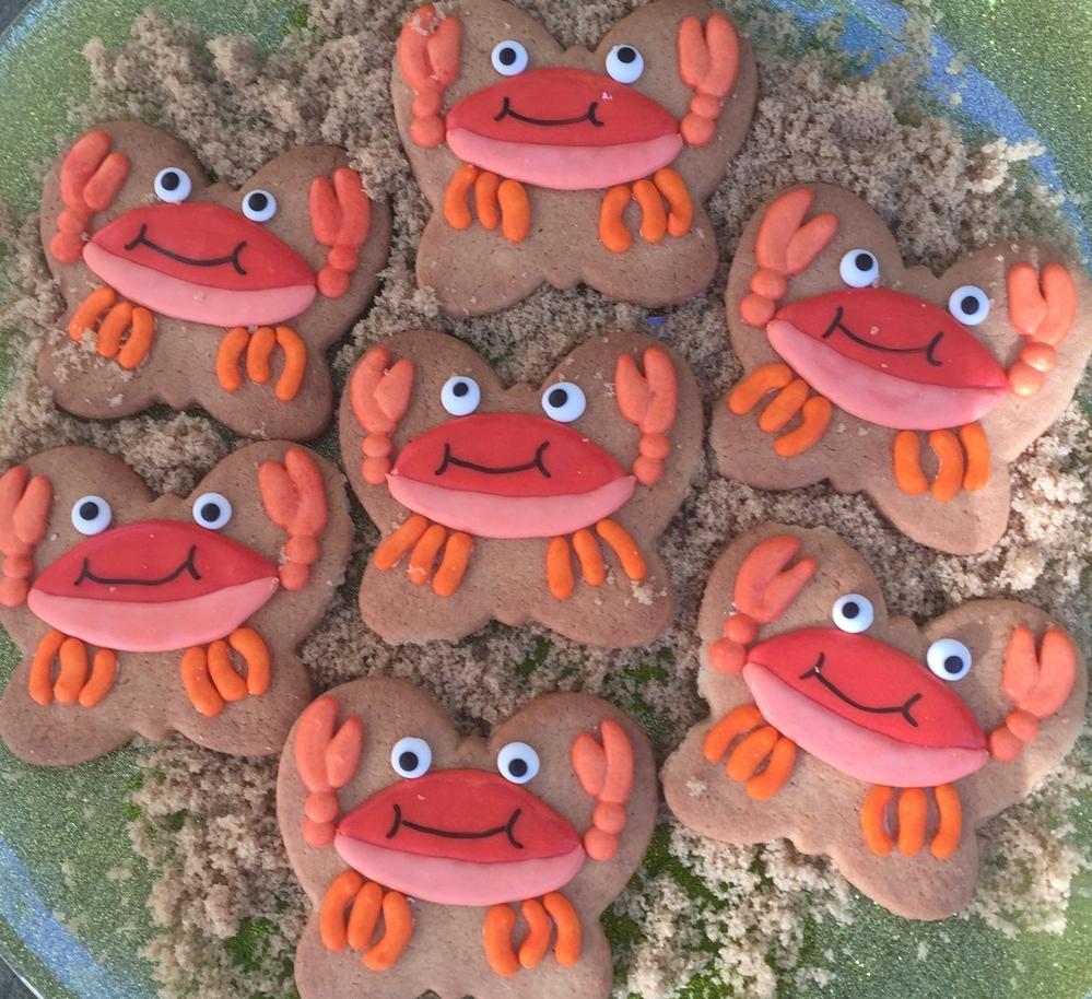 Crabby Days