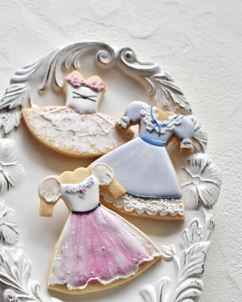 Ballet Costume Cookies
